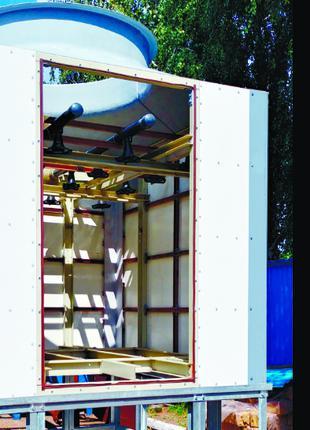 градирня модульна вентиляторна МВГ-44