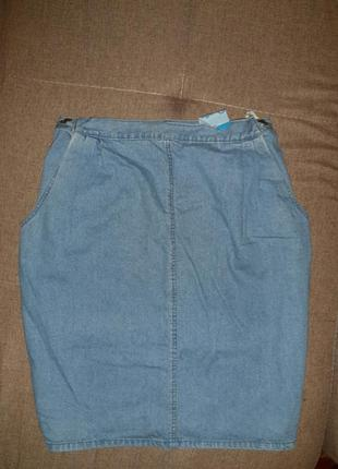 Джинсовая юбка для беременных. германия