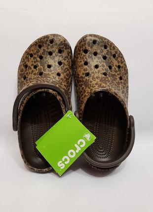 Crocs оригинал кроксы клоги сабо