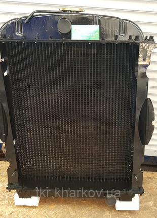 Радиатор водяного охлаждения ЮМЗ-6 с двиг. Д-65 (латунь ) 45-1301