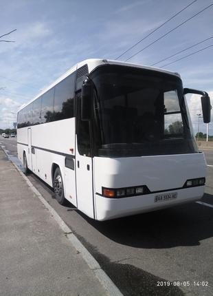 Аренда автобуса для перевозки детей и школьников