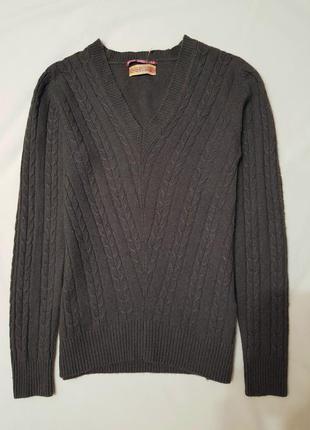 Hermit кашемир кашемировый свитер джемпер