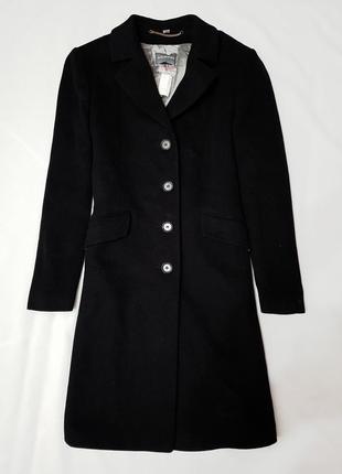 Adagio германия пальто демисезонное 100% натуральный кашемир l