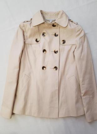 Debenhams весна осень куртка дождевик ветровка плащ на подкладке