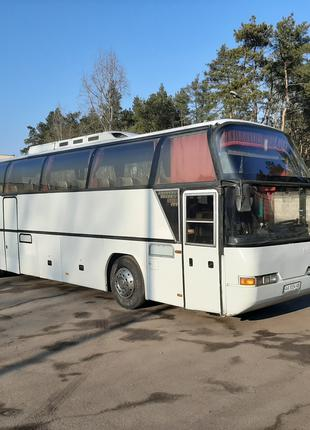 Оренда автобусів в Києві від 30 до 55 місць.