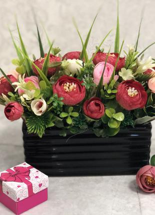 Подарок на 8 Марта Цветочные Композиции