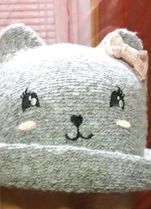 Шляпа (шапка) детская