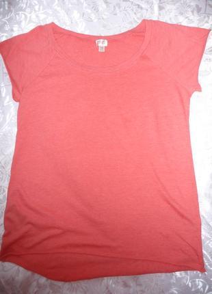 Суперстильная летняя  женская футболка в стиле гранж xxl