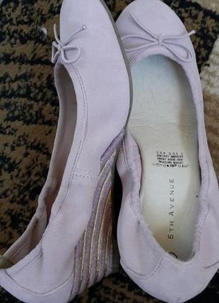 Туфли мокасины 5th avenue