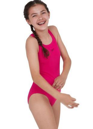 Speedo детский спортивный цельный купальник для бассейна на 7-...