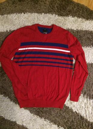 Котоновий свитер