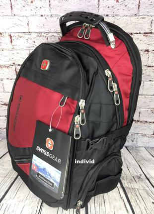 Рюкзак swissgear c j3 с usb кабель. сумка портфель. швейцарски...