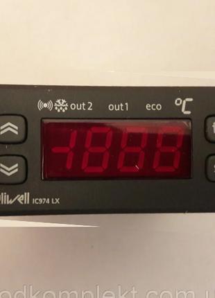 Контроллер температуры Eliwell IC 974 LX/C 12V