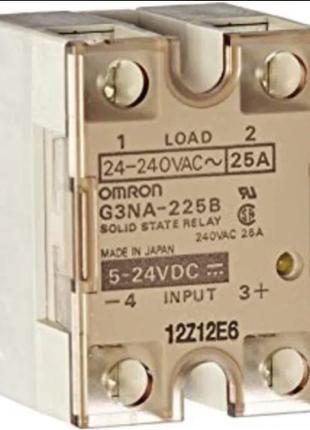 Твердотельное реле Omron G3NA - 225B 25А