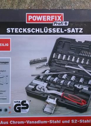Продам Набор ключей 53 шт. POWERFIX, новый  из Германии
