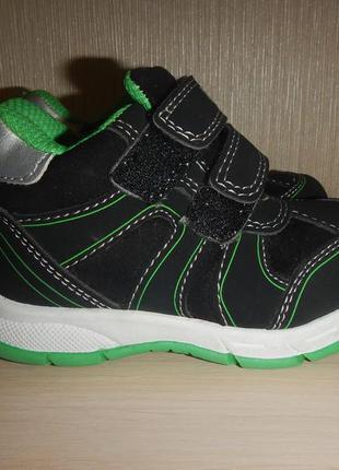 Кроссовки ботинки bobbi shoes р.21(13,5см)