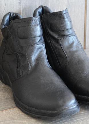Зимние ботинки сапоги на меху centuri 45-46