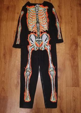 🔥🔥🔥детский костюм, карнавальный костюм скелета на хэллоуин, ha...