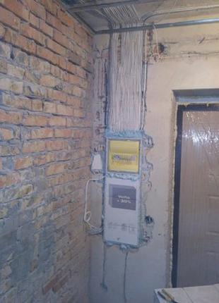 Електропроводка в м. Канів