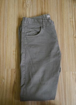 Джинси чоловічі bershka slim fit джинсы мужские bershka