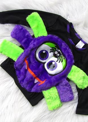 Крутой костюм карнавальный  паук хэллоуин  halloween
