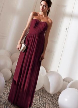 Вечернее премиум платье трансформер нарядное выпускное lipsy asos