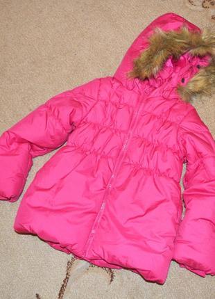 Куртка   еврозима, демисезон lindex р. 2-3 года 98-104 см