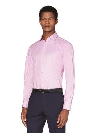 Шикарная мужская рубашка от английского бренда tm lewin