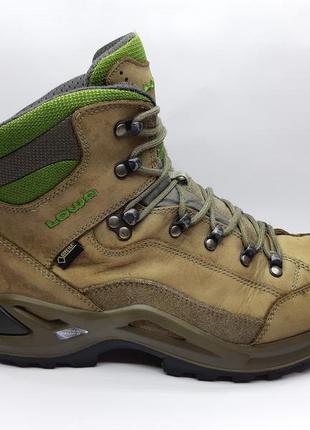 Оригинальные термо ботинки lowa renegade gtx mid