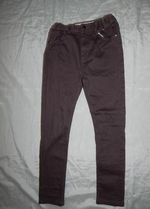 Denim co джинсы skinny стильные модные на мальчика 10-11 лет р...
