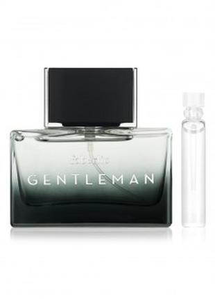 Пробник туалетной воды для мужчин faberlic gentleman faberlic ...