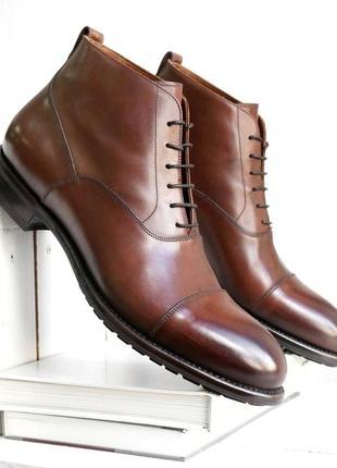 Ботинки - дерби franceschetti оригинал