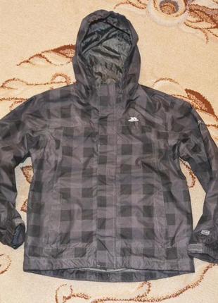 Куртка ветровка  trespass р.9-10 лет 134-140 см