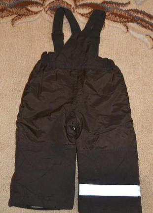 Термо брюки   h&m   р. 1.5-2 года 92 см германия