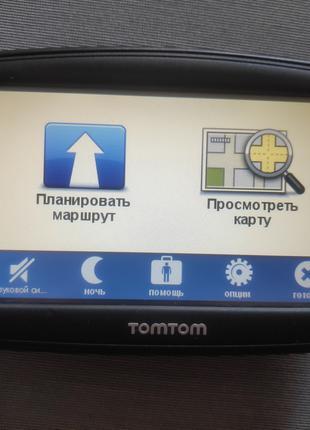Навигатор Navigation GPS TomTom Том Том Навигация