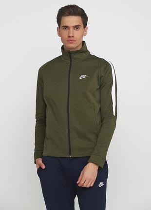 Кофта свитшот худи nike sportswear n98 оригинал! - 20%