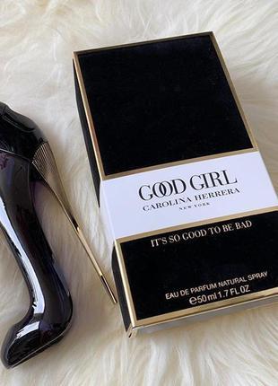 Духи carolina herrera good girl 50 ml ( каролина эррера гуд ге...