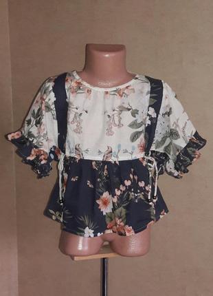 Блуза  next на 3-4 года