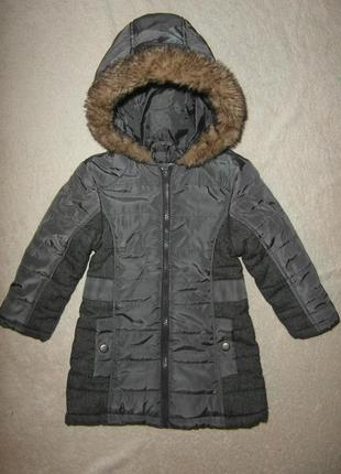 Пальто, куртка демисезонное на 2-3 года в отличном состоянии