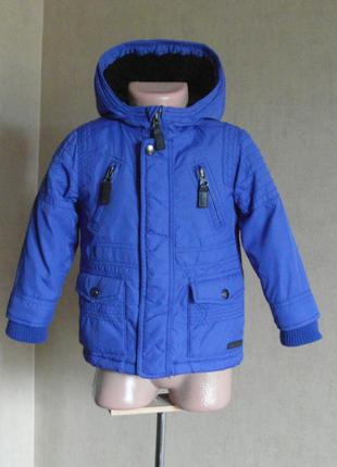 Куртка, парка демисезонная  john rocha еврозима  2-3 года