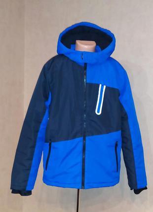 Теплая термо-куртка, холодная демисезонная погода и зима, на 1...