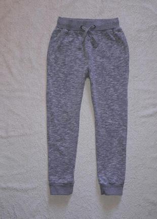 Теплые спортивные штаны primark на 9-10 лет с начесом