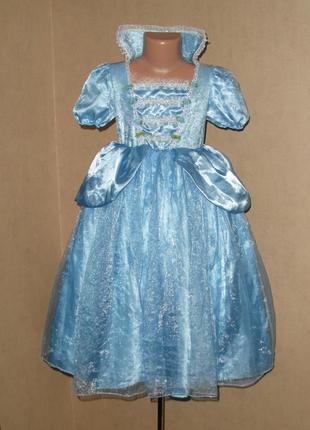 Новогоднее, карнавальное платье золушки, принцессы, барыни на ...