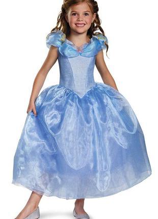 Новогоднее платье, карнавальное платье золушки, принцессы на 6...