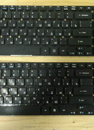 Клавиатура Acer 5830,5830G,5830T,5755,5755G,E1-522,E1-530G,E1-532