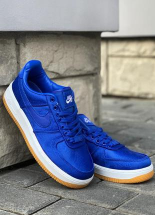 Nike air force 1 low royal game blue