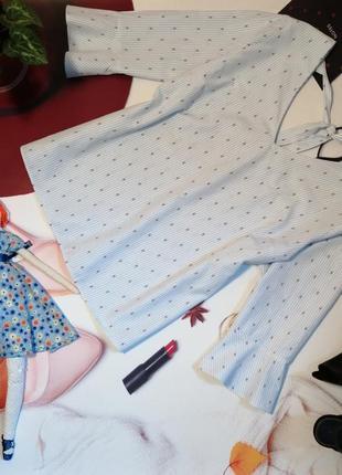 Модная блуза falmer heritage, хлопок, размер 20