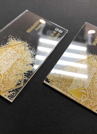Печать пластиковых визиток