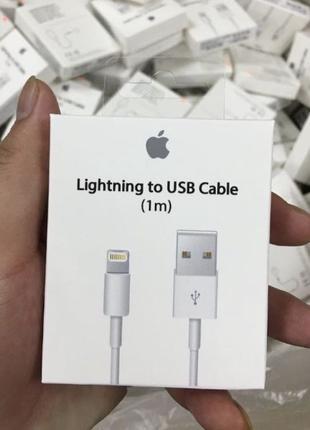Lightning   usb кабель шнур iPhone 5s 6 7 8 юсб 5 6s лай