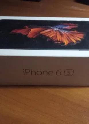 Коробка iPhone 6s 16GB (оригинал)